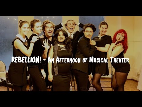 REBELLION! - An Afternoon of Musical Theater