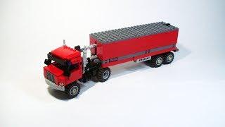 Lego technic GAZ 66 mini HTC truck