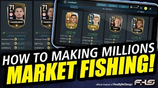FIFA Mobile 20 - MAKE MILLIONS OF COINS - Market Fishing Explained