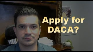 File for DACA?