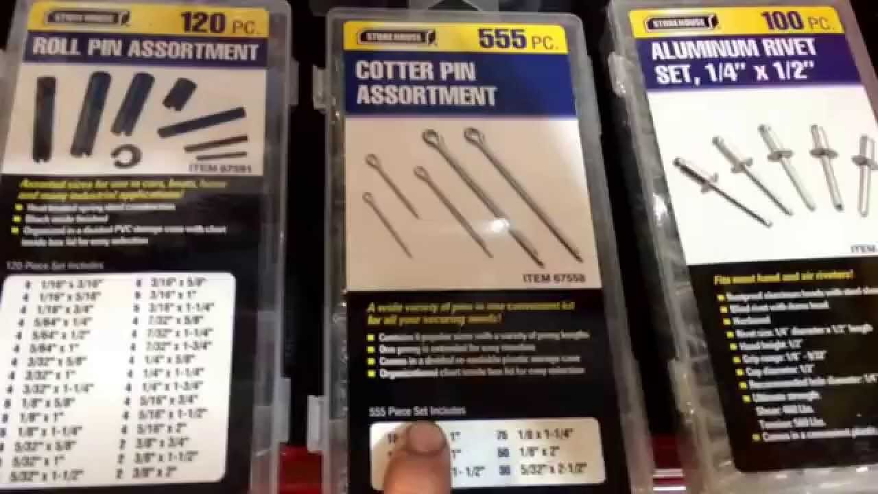 Harbor freight must-have - YouTube