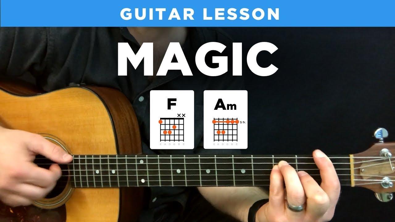 Magic Guitar Lesson Rudy Mancuso Maia Mitchell W Chords