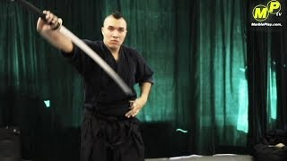"""MarblePlayTV: Sword Class NYC """"It's Not Just About The Sword"""""""