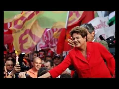 Dilma Rousseff wins first round of Brazil elections