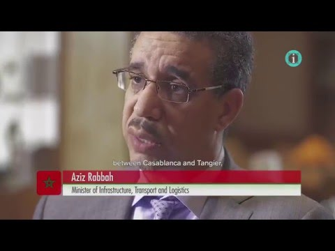 """World Class Infrastructure""""   i Profile  MOROCCO   Pioneering Economic Growth - BLOOMBERG TV 2016"""