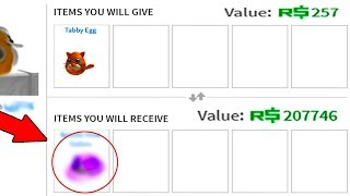 THE MOST PROFIT I'VE EVER MADE ON A TRADE.. (Roblox)