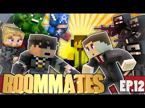 "SkyDoesMinecraft ROOMMATES! ""Red's Dead Redemption"" S3 #12 (Minecraft Roleplay Show)"