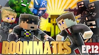 "Minecraft ROOMMATES! ""Red's Dead Redemption"" S3 #12 (Minecraft Roleplay Show)"