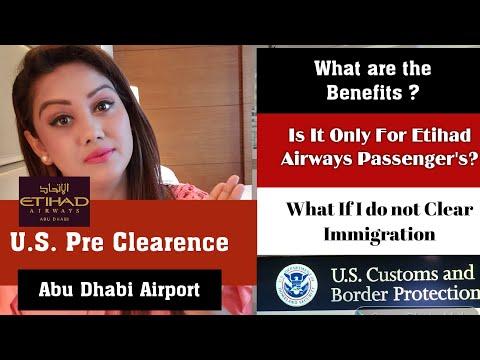 U.S. Preclearance Abu Dhabi Airport - Mamta Sachdeva