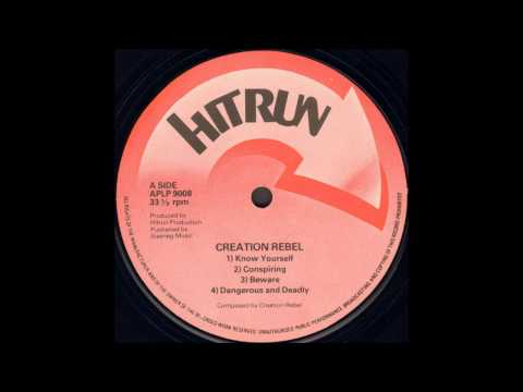 Creation Rebel - Know Yourself