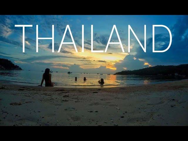 THAILAND - October/November 2017 - Gamä trip