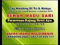 Live Streaming/Season 2//Sekar Madu Sari//Kajang Dewi Ayu//Gilang Sound//Ngasinan Kulon Gebang MP3