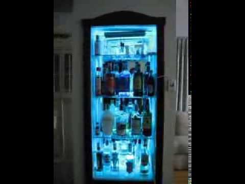 Epic Liquor Cabinet - YouTube