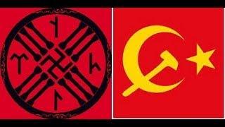 Türk Milliyetçi Sosyalizmi Ile Galiyevçi Sosyalizm Ulusal Komünizm  Arasındaki F