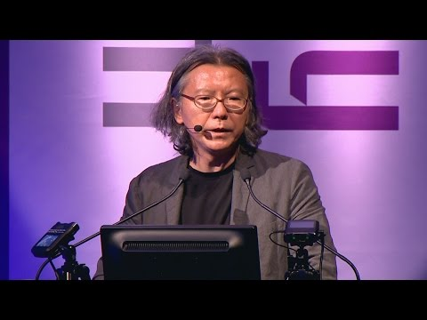 "【ICF2015】Hyungmin Pai - Redefinition of Design ""What is it that you design?"""