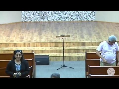Culto Refúgio - Saúde Mental e Maus Pensamentos - 30/08/17