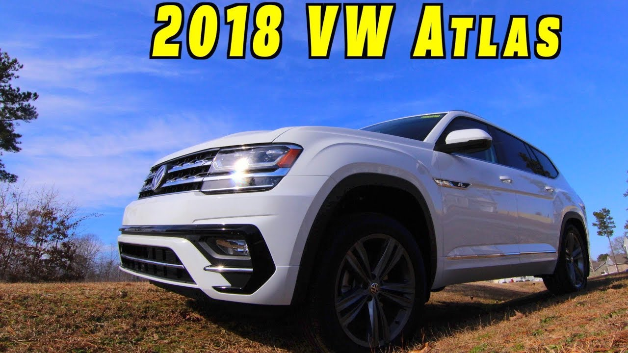 vw atlas review    whats good youtube