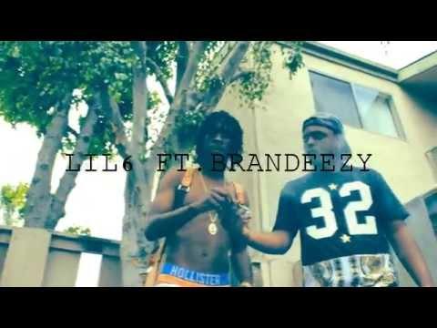 little6 ft brandeezy-Blow ya back out [MUSIC VIDEO]