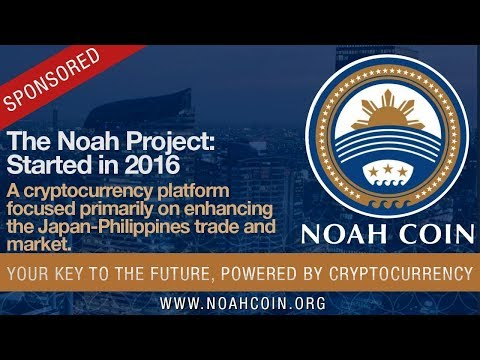 NoahCoin.Org – Your key to the future, powered by cryptocurrency