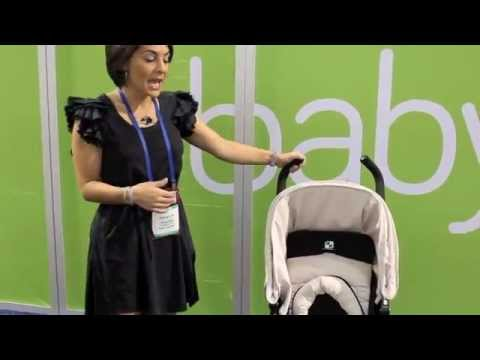The Vue Stroller From Baby Jogger ABC Kids Expo 2013