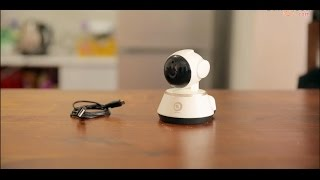 No more worry about home Security-Digoo DG-M1X HD Wired Wireless Monitor