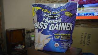 muscletech mass gainer 12 lbs
