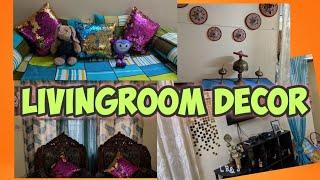 Livingroom makeover / decor / Amazon home decor items