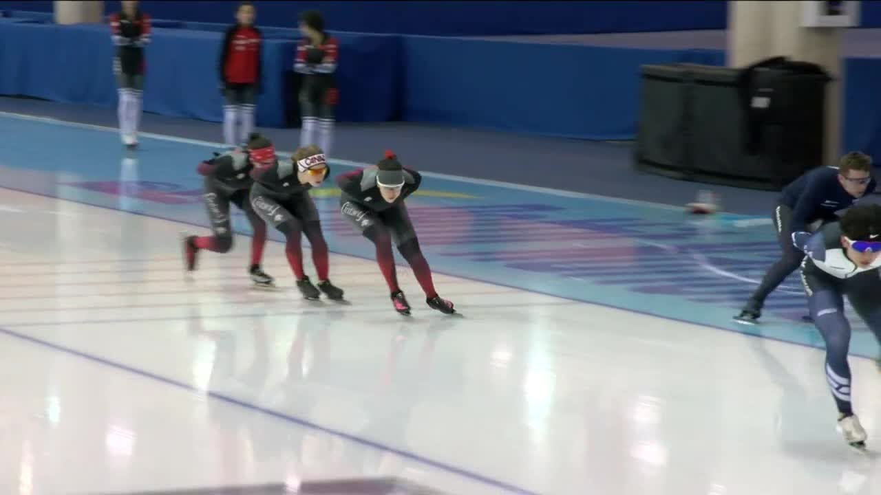 Download Speed skating Olympic Trials at Pettit National Ice Center less than 3 months away
