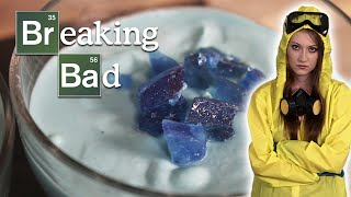 Breaking Bad - Blue Meth Chocolate Mousse | Tv Dinners