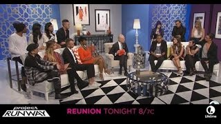 "Project Runway After Show Season 13 Episode 15 ""Reunion"" 