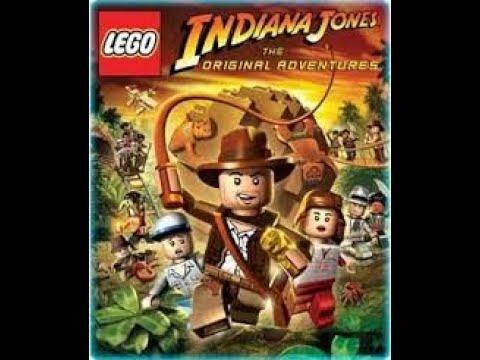 Completing Lego Indiana Jones: Original Adventures (100%)  