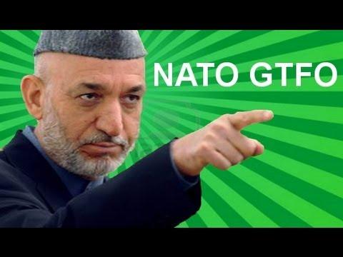 Karzai Pulls US Troops, Taliban Suspends Talks