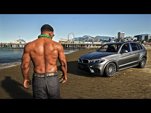 GTA V 2018 BEST Graphics MOD 4K | NaturalVision ✪ Remastered