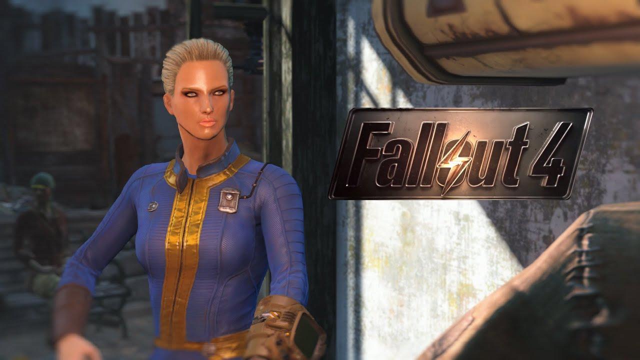 Fallout 4 sexy female