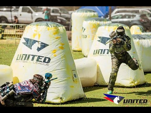 United Paintball League (UPL) - Regional Shootout - Sept. 3rd-4th - Jungle Island Paintball Park