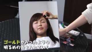 【グルモ!】での新コーナー。人気読者モデル『筧 沙奈恵』ちゃんがカラ...