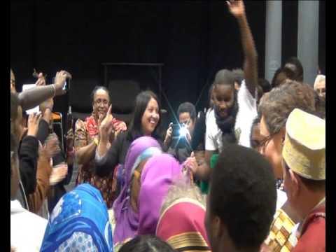 Cultures du monde part1 (Défilé Djibouti)