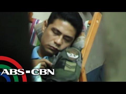 TV Patrol: Mga pulis-Malabon na tulog habang may rumble, sinibak