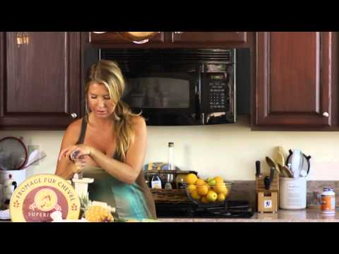 Juicing for health! Anti inflammatory foods. How to put the juicer together.