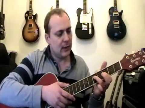 Amy Winehouse - Back to Black - Guitar Lesson