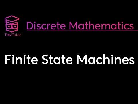 [Discrete Math 1] Finite State Machines