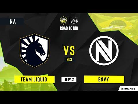 Team Liquid vs