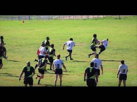 Oceanside Chiefs vs Belmont Shore Mens Rugby D2 [Partial Rugby Match]