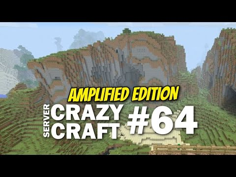 MINECRAFT PS4 - GREEDY, GREEDY NEVER GET - CRAZY CRAFT #64 - PS3 / XBOX - LETS PLAY