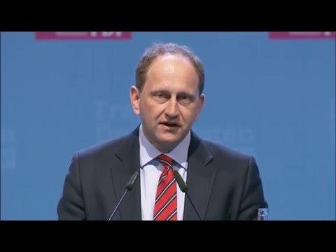 Kandidatenvorstellung: Alexander Graf Lambsdorff MdEP