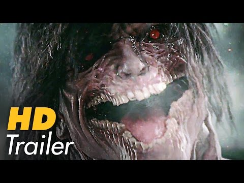 ATTACK ON TITAN Movie Trailer 3 (2015) Real Life Action Film streaming vf