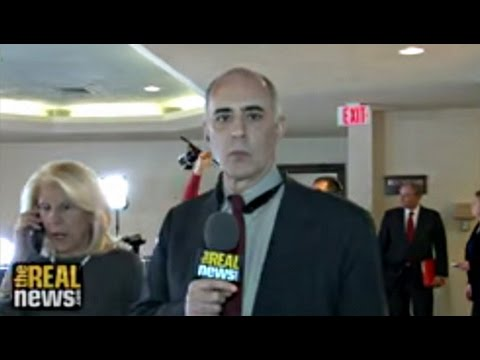 TRNN in New Hampshire: Why The Real News Went to the Primary