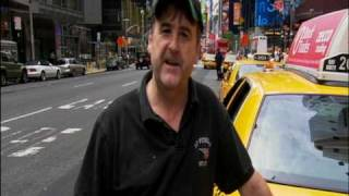 Canada film on New York City Yellow Cab Driver. Two 4 minutes parts.