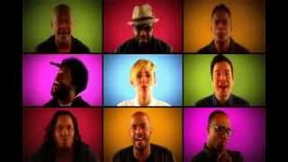 Miley Cyrus & The Roots Sing We Can t Stop A Cappella Jimmy Fallon