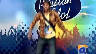umair mughal pakistan idol funny